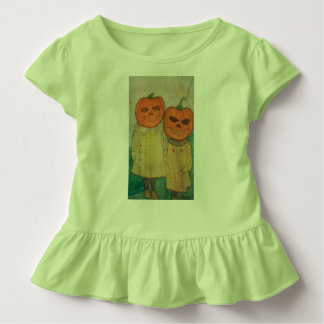 Spooks Halloween Toddler Tee