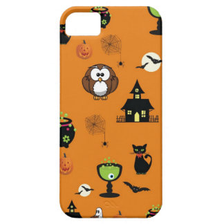 Spooky and Fun Halloween Collage Cover For iPhone 5/5S