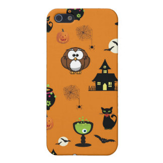 Spooky and Fun Halloween Collage Cases For iPhone 5