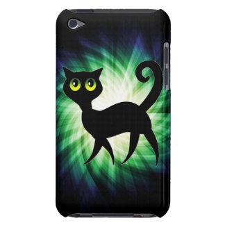 Spooky Black Cat iPod Case-Mate Case