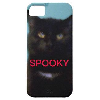 Spooky Black Cat iPhone 5 Cover