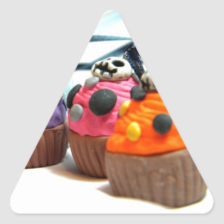 Spooky Cakes Stickers