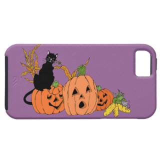 Spooky Cat iPhone 5 Cover
