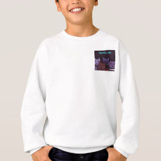 Spooky cats sweatshirt