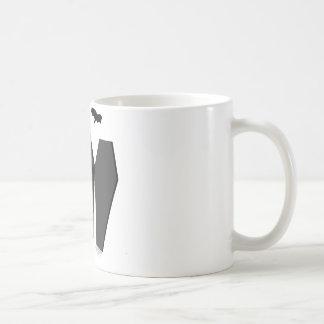 Spooky Coffin Coffee Mug