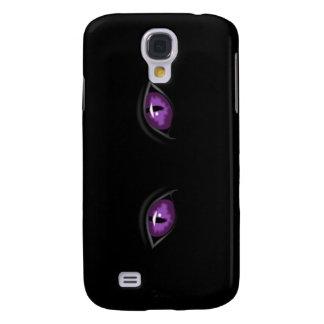 Spooky Eyes iPhone Case Galaxy S4 Case