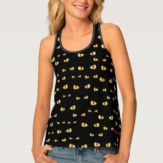 Spooky Eyes Tank Top