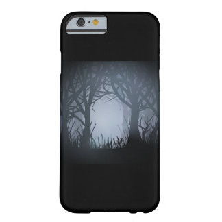 Spooky forest. barely there iPhone 6 case