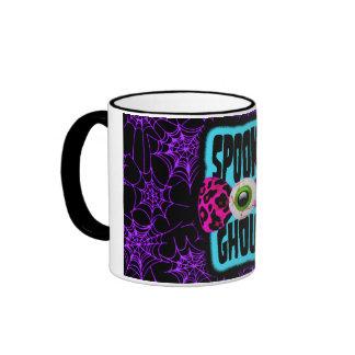 Spooky Ghoul Coffee Mug