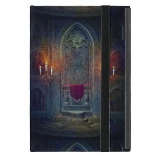 Spooky Gothic Interior Architecture iPad Mini Case