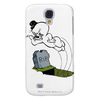 Spooky Graveyard Galaxy S4 Case