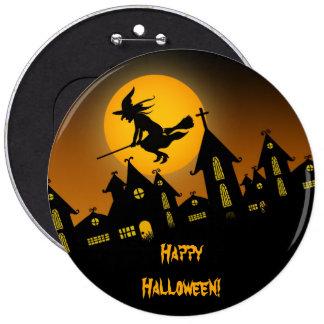 Spooky Halloween 2 Button