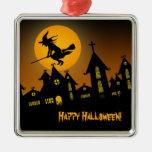 Spooky Halloween 2 Ornament