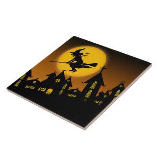 Spooky Halloween 2 tile