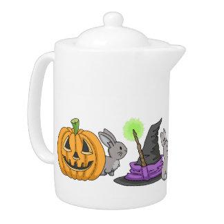 Spooky Halloween Bunnies