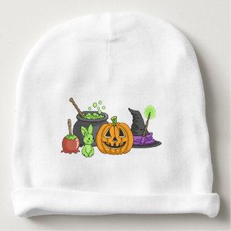 Spooky Halloween Bunnies Baby Beanie