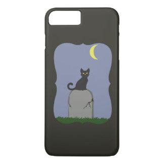 Spooky Halloween Cat iPhone 7 Plus Case