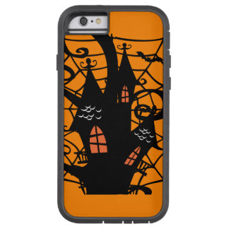 Spooky Halloween Haunted House Tough Xtreme iPhone 6 Case