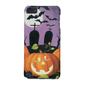 Spooky Halloween Haunted House iPod Touch 5G Case