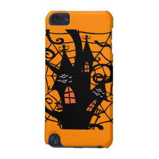 Spooky Halloween Haunted House iPod Touch (5th Generation) Cover