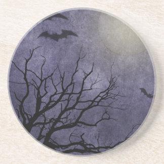 Spooky Halloween Prints Coaster