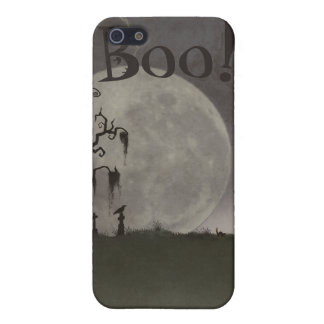 spooky Halloween Scene Cases For iPhone 5