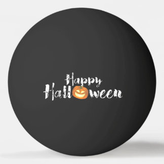 Spooky Haunted House Costume Night Sky Halloween Ping Pong Ball