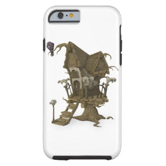 Spooky House Cover Tough iPhone 6 Case