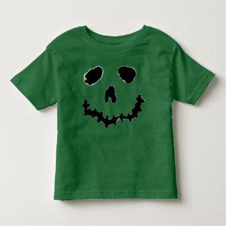 Spooky Jack-o-lantern Frankenstein Face Shirt