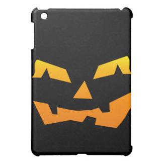 Spooky Jack O Lantern Halloween Pumpkin Face Case For The iPad Mini
