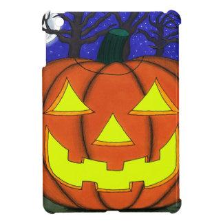 Spooky Jack O' Lantern iPad Mini Case