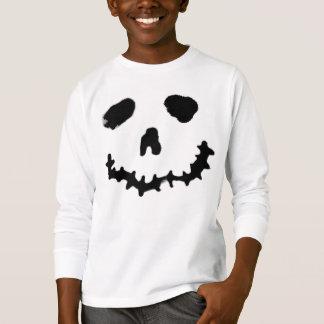 Spooky Jack-o-lantern Pumpkin Face Sweater