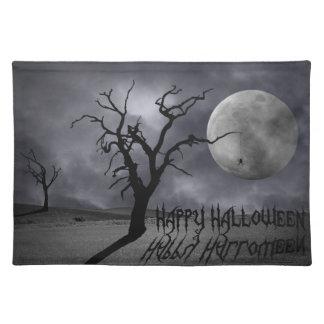 Spooky Landscape Halloween - Placemat