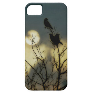 Spooky Moon iPhone 5 Cases