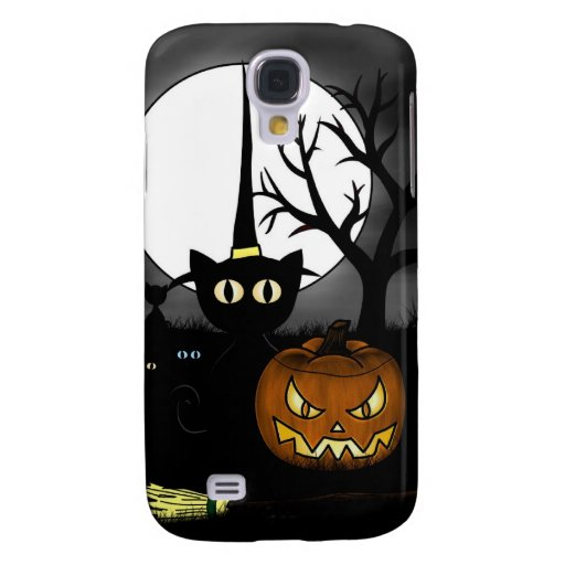 'Spooky Night' Samsung Galaxy S4 Covers