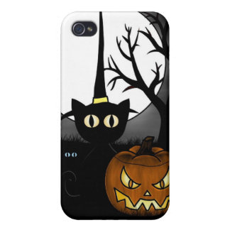 'Spooky Night' iPhone 4 Covers