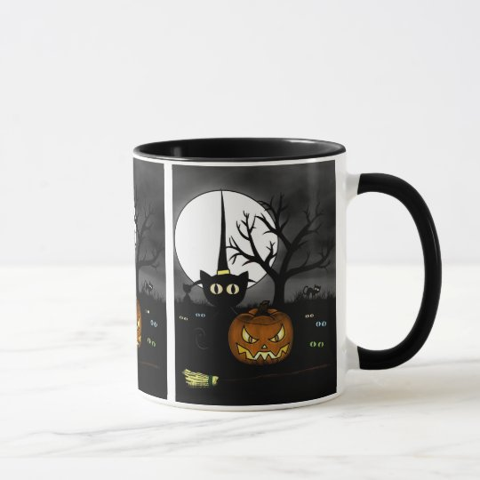 'Spooky Night' Mug