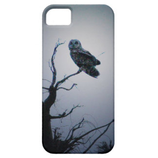Spooky Owl Barely There iPhone 5 Case