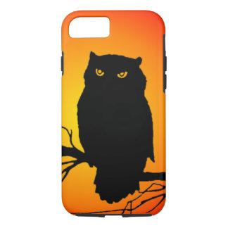 Spooky Owl iPhone 7 Case