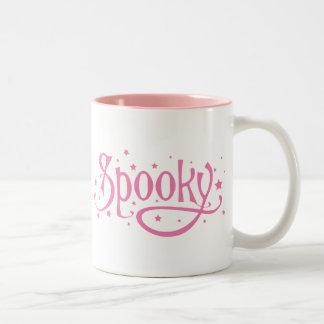 Spooky Pink Mugs
