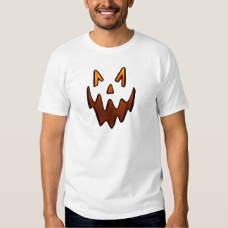 Spooky Pumpkin Ladies Camisole Tee Shirt