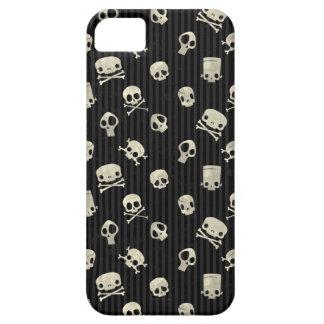 Spooky Skull Pattern iPhone 5 Case