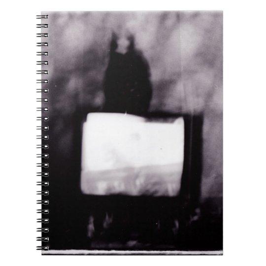 Spooky Spiral Notebook