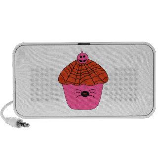 Spookylicious Halloween Cupcake Mp3 Speakers