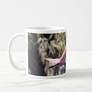 Spoonbill Mug