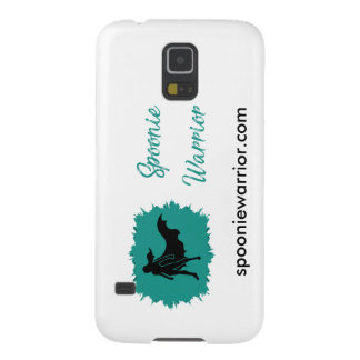 Spoonie Warrior Galaxy 5 Barely There Case