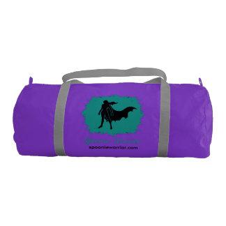 Spoonie Warrior Gym Bag Gym Duffel Bag