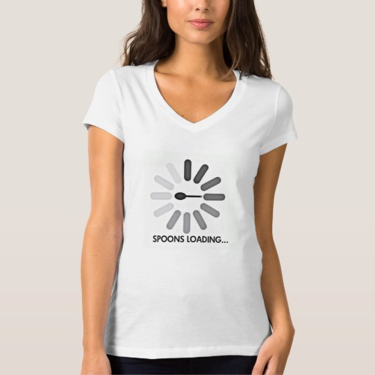 Spoons Loading T-Shirt