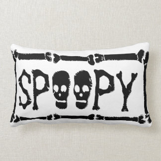 SPOOPY Halloween Pillow Decoration