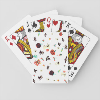 Spoopy Playing Cards